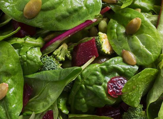 Ensalada Brocoli Bio Brotes Remolacha